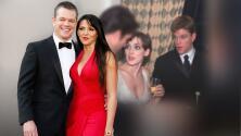 Matt Damon fue rescatado por su esposa: ella le devolvió la fuerza después de una tragedia