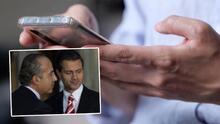 Revelan la millonaria cantidad de dinero invertido en espionaje durante los gobiernos de Calderón y Peña Nieto