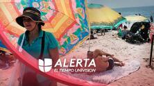 Puerto Rico tendrá un jueves con temperaturas por encima de los 80 grados y tormentas en la región de Aguadilla y Moca