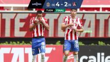 Chivas es campeón del Sub-20 de la Liga MX