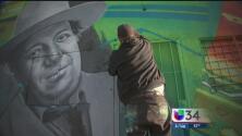 Artistas hispanos han decidido llevar el arte al pueblo