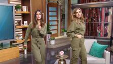 ¿Mellizas?: Clarissa y Lili se presentan al show vestidas casi idénticas