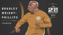 The 25 Greatest: Bradley Wright-Phillips dos veces ganador del 'Botín de Oro'
