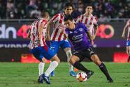 Mazatlán y Chivas dividen puntos en el Kraken