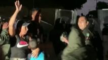 Caravana de migrantes se topa con duros operativos en el sur de México