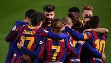 ¡Tremenda remontada! Barcelona va a la Final de la Copa de Rey