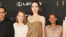 Con este atuendo Angelina Jolie se lleva el 'look' de la semana y Daniela di Giacomo explica porqué