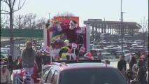 Así se vivió el Desfile internacional navideño 2017 en Chamblee