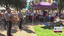 Con mariachi y globos: celebran el cumpleaños de Sebastián Eduardo a un año de ser asesinado