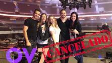 OV7 cancela gira de aniversario: Integrante asegura que la ruptura del grupo es inminente