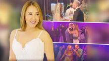 """Del """"sí, acepto"""" a la explosión de la rumba: los momentos más inolvidables de la boda de Tanya Charry"""