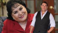 Eduardo Santamarina responde a Carmen Salinas luego de que dijera que tiene un 'paquetón'