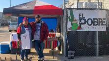 Madre e hijo hispanos crean restaurante texano y mexicano tras perder sus trabajos