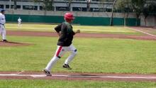 Presidente de México se desgarra jugando béisbol