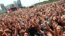 203 personas que asistieron al festival de música Lollapalooza se contagian de coronavirus