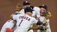 """""""No hay enemigo pequeño"""": Astros de Houston se preparan para su encuentro ante Bravos de Atlanta"""