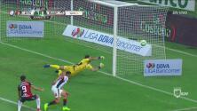 Rodríguez le quita el segundo a Barceló