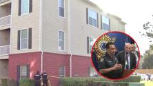 """Fue algo horroroso"": autoridades revelan detalles de cómo hallaron a menores abandonados en Houston"