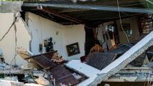 """""""Todo Puerto Rico la pasó mal"""": damnificados por el huracán María cuentan los duros momentos que aún viven"""