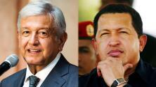 Analizamos la llegada al poder de López Obrador y las similitudes de su discurso con el de Hugo Chávez