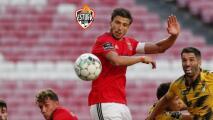Intercambio de defensas: Ruben Dias al City y Otamendi al Benfica