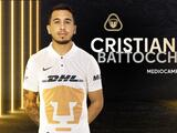Italo-argentino Cristian Battocchio cerca de firmar con Pumas
