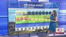 Cielos despejados para las próximas horas en Phoenix