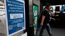'Día de acción en restaurantes', la reciente estrategia en Nueva York para impulsar la vacunación