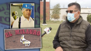 """Unos 100 trabajadores de 'El Milagro' afirma tener """"condiciones de trabajo peligrosas"""""""
