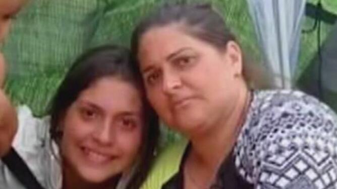 Madre e hija venezolanas, atrapadas en medio de la crisis migratoria entre EEUU y México