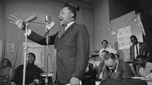 Activistas hispanos en Nueva York conmemoran el legado de Martin Luther King Jr.