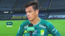 """Nacho González: """"El resultado fue justo"""" tras el empate en CU"""