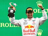 Sergio Pérez termina tercero en el Gran Premio de Turquía, su tercer podio en el año