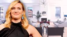 Kate Winslet se deshace de su elegante penthouse en Nueva York y lo vende en 5.7 millones de dólares