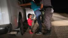"""""""Terror en la Frontera"""": hablamos con el autor del libro que narra el drama de los niños separados"""