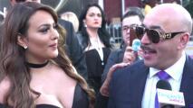 Lupillo Rivera y su esposa aprovecharon las noches de Miami para hacer travesuras