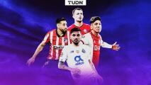 Con tinte tricolor... Cuatro mexicanos a escena en la Champions League