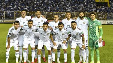 La Selección Mexicana está en el Top 10 de la FIFA