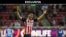 """Tiba pide a Chivas reaccionar: """"Hay que agarrarnos los huevos"""""""