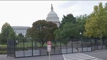 Instalan cerca metálica alrededor del Capitolio para prevenir disturbios en la manifestación de este sábado