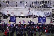 En un minuto: Crece la división partidista con la pugna entre Pelosi y McCarthy por la investigación de asalto al Capitolio
