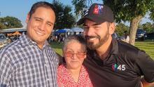 Así es como madre chilena logra abrazar por primera vez a su hijo 38 años después de haber sido separados