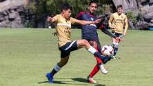 Pierde Pumas juego amistoso ante Coyotes de Tlaxcala