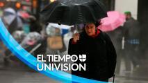 Alista tu abrigo y tu paraguas para esta noche de sábado en Nueva York