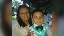 Una madre deportada se reencuentra con su hijo de 6 años tras estar separados durante tres meses