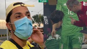 Salcedo se niega a hablar del Tri; regresa lesionado a Tigres