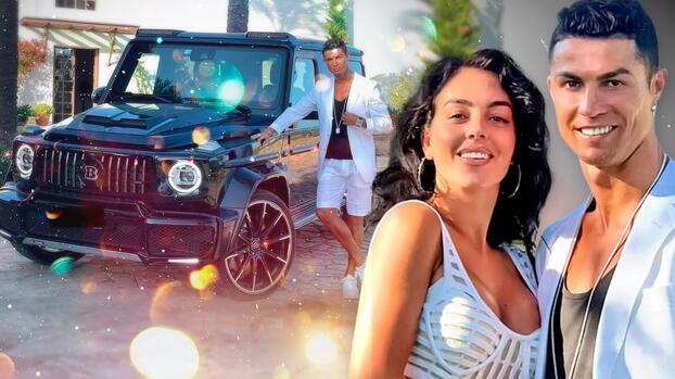 Cristiano Ronaldo presume una SUV que solo otras 9 personas tienen en todo el mundo