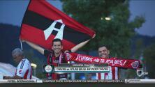Corazón Fanático: El empate del clásico Tapatío no ahogó la fiesta en las tribunas