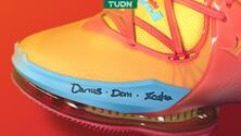¡Tomen mi dinero! Espectaculares tenis de LeBron James para Space Jam