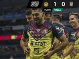 ¿Quién frena a ese tren? América vence a Tigres con gol de Henry Martín y asegura liderato